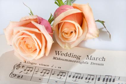 Hochzeit mit Musik